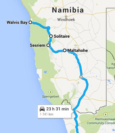 Namibia final