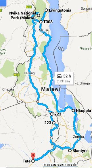 Malawi tour