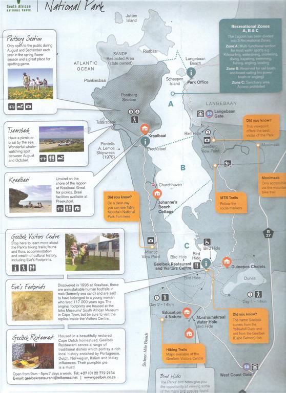 Weskus Nasionale Park