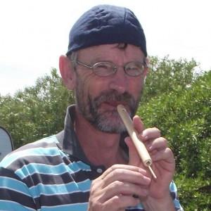 bandana en fluitjie