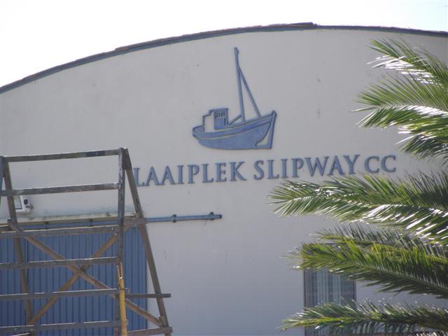 Laaiplek Slipway