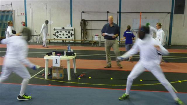 Fencing 1 (Small)